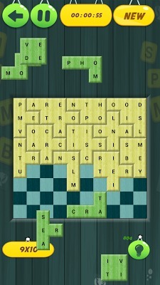 Word Jigsaw Puzzle Android Game Source Code Buy