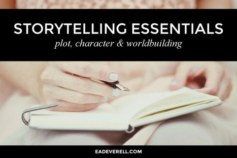 Storytelling Essentials | creative writing blog | Art of Hosting | Scoop.it