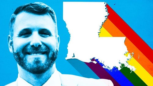 New Orleans Lawyer Evan Bergeron Is Gay, Catholic, and Determined to Be Louisiana's First Out LGBT Legislator