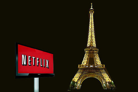 Why Netflix Will Open Its Library In France & Germany In 2014? | Storytelling Content Transmedia | Scoop.it