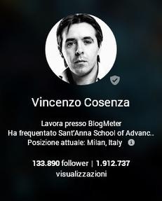 Google+ mostra le visualizzazioni di pagine e profili | Vincos Blog | Socially | Scoop.it