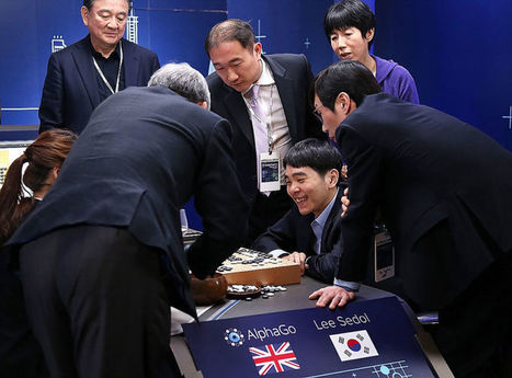 That mystery Go player crushing the world's best online? It was AlphaGo again | Systems Theory | Scoop.it