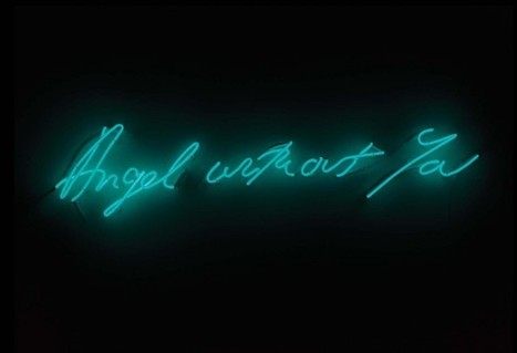 Tracey Emin: Angel Without You | Museum of Contemporary Art North Miami | Contemporary Art exhibited at Art Basel of Miami | Scoop.it