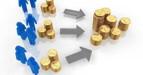 Le Crowdfunding des Startups Pourrait Modifier la Sphère B2B | WebZine E-Commerce &  E-Marketing - Alexandre Kuhn | Scoop.it