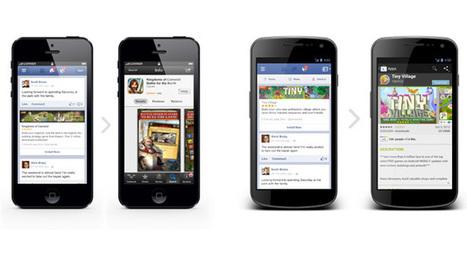 Oltre il 20% della pubblicità su Facebook è sul Mobile | InTime - Social Media Magazine | Scoop.it