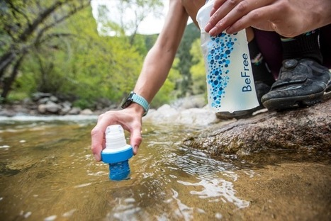 Katadyn BeFree Water Filter Review   Ultrarunning Magazine   Sports Activities   Scoop.it
