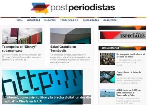 ¿Periodismo Multimedia? - Red de Periodistas Multimedia [RPM] | Periodismo  multimedia | Scoop.it