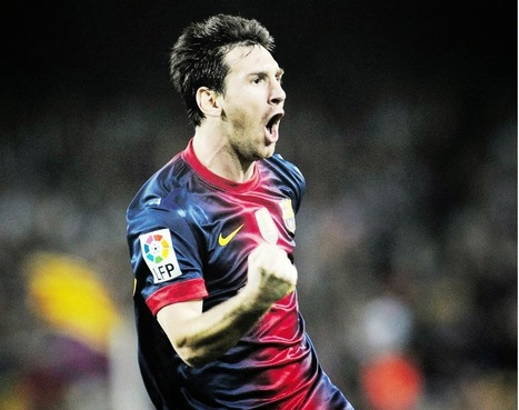 Fc Barcelona Wallpaper Messi Scoop It