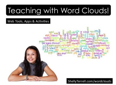 Word Clouds Revisited! 35+ Activities, Web Tools & Apps – Teacher Reboot Camp | COOL WEB  TOOLS FOR ESL, EFL, ELL & MFL LEARNERS | Scoop.it