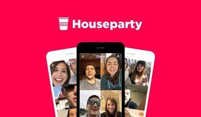 Houseparty - Group Video Chat   Mes découvertes Android   Scoop.it