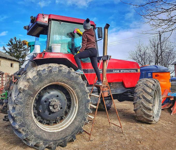 France: Petite plongée dans le genre agricole