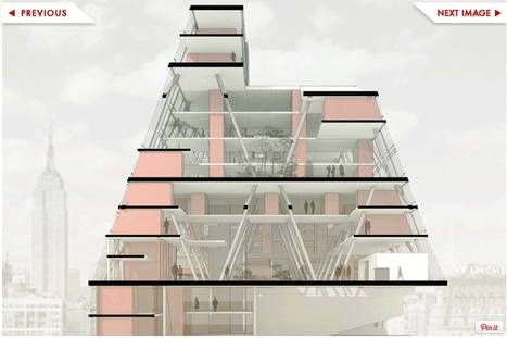 Donghyun Kim's Micro-Housing Concept Aims to Turn WASTED Space into TINY Apartments Donghyun Kim Micro Housing Concept - Gallery Page 1 – Inhabitat New York City | The Architecture of the City | Scoop.it