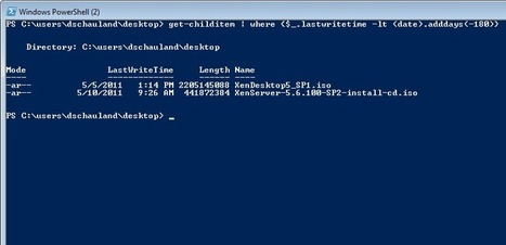 Use PowerShell to schedule routine tasks | PowerShell | Scoop.it