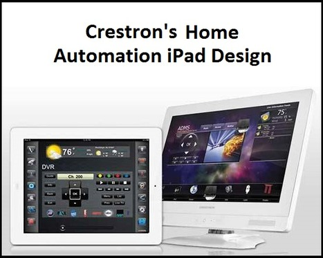 Crestron S Vt Pro E Ipad Design For Home