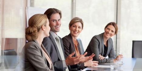 Why Aren't More Women Landing Board Seats?   Women And Work   Scoop.it