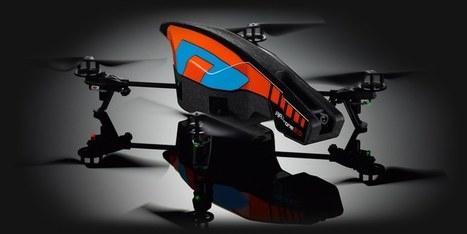 [Reportage] Et si les journalistes, eux-aussi, utilisaient des drones ? | Journalisme augmenté | Scoop.it