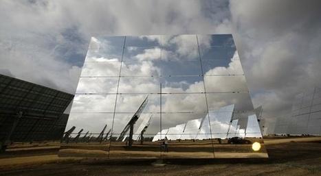 Faut-il réorienter la plupart des panneaux solaires de la planète? | Architecture pour tous | Scoop.it