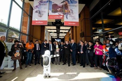 INNOROBO : succès confirmé pour l'édition 2012 - Espace Datapresse | iRobolution | Scoop.it
