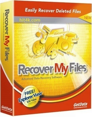 serial number recover my files v5 2.1 startimes