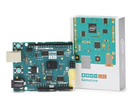 Arduino Blog – Arduino and Genuino 101 Available in the Arduino Stores | Home Automation | Scoop.it