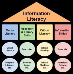 Information Literacy Skills | National Forum on Information Literacy | Information Literacy for the Media Specialist | Scoop.it