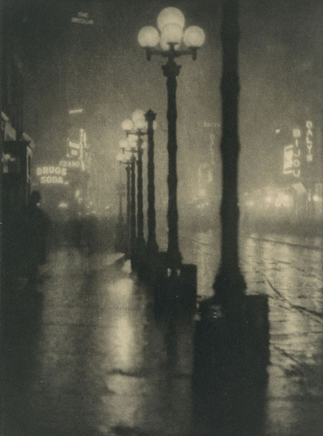 Into the Dark: A History of Night Photography - British Journal of Photography | Visual Culture and Communication | Scoop.it