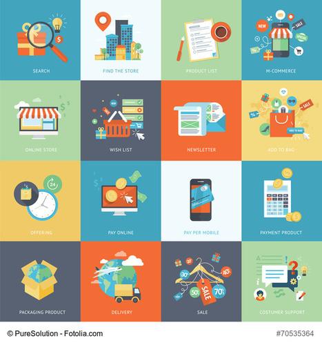 Les 6 tendances visuelles dans le webdesign | FrenchWeb.frFrenchWeb.fr | web design | Scoop.it