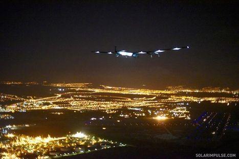 Solar Impulse 2 cloué au sol jusqu'en 2016   Think outside the Box   Scoop.it