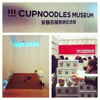 Cup Noodles Museum à Yokohama | What makes Japan unique | Scoop.it