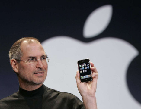 L'iPhone fête ses 10 ans : Retour en chiffres sur un succès hors norme | Comarketing-News | info | Scoop.it