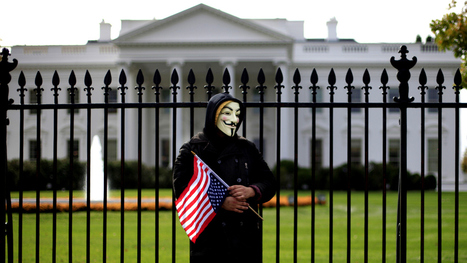 How Anonymous Revolutionized Revolt   News in english   Scoop.it