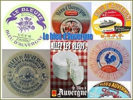 Le bleu d'Auvergne - Le blog de cpauvergne | Généalogie et histoire, Picardie, Nord-Pas de Calais, Cantal | Scoop.it