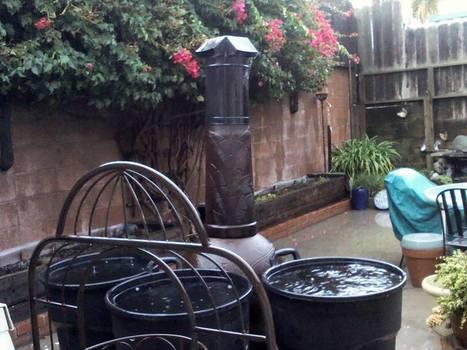 Le retour de l'eau en Californie ; ici, à Wanda... | The Blog's Revue by OlivierSC | Scoop.it