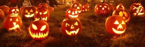 10 Free Halloween Icon Sets for the Coming Festival | 7plusDezine | Web & Graphic Design | Scoop.it