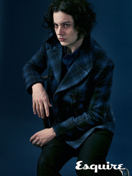 The Master | The Jack White Interview | Style and Substance ... | uk bands | Scoop.it