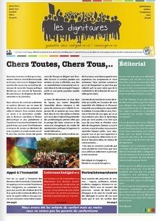 Le Buvard Bavard: Les Dignitaires : le premier numéro de la gazette est publié ! | Belgian Revolution | Scoop.it