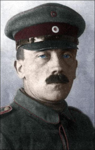 Adolf Hitler and the First World War (Classroom Activity)   Curriculum Resources   Scoop.it