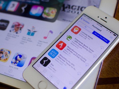 How to re-download previously purchased apps and games on iPhone and iPad - iMore | Aprendiendo a Distancia | Scoop.it