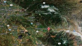 California wildfires: Blaze south of Banning grows to 650 acres | From The Pews' Puter... | Scoop.it