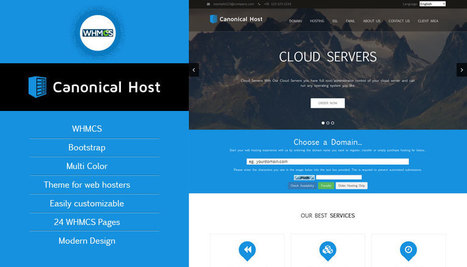 Web Hosting Theme WHMCS' in WHMCS Addons | WHMCS Modules