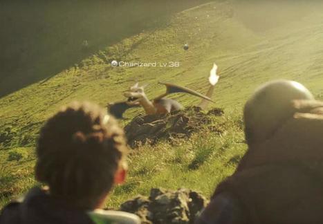 Pokémon GO : au-delà du jeu, une révolution | Marketing & advertising 2.0 | Scoop.it