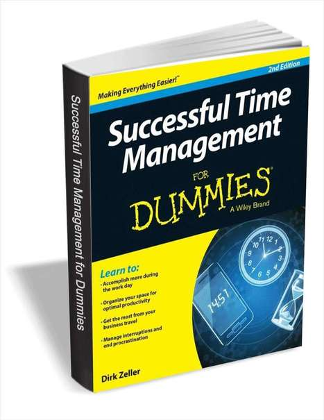Free in igeneration 21st century education pedagogy digital successful time management for dummies 2nd edition 12 value free for a limited time free wiley ebook fandeluxe Choice Image
