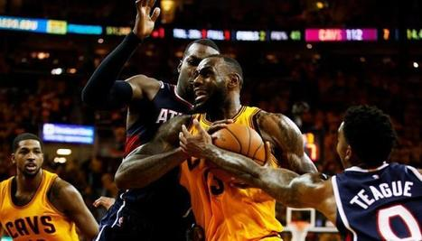 3a9554597d02 Takeaways From Game 3 of Cleveland Cavaliers Vs. Atlanta Hawks - I4U News