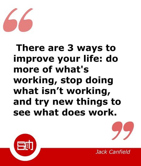 Let us be proactive! #Smartworld #onestep #inspiration via @JackCanfield | Le coaching professionnel par Soizic Merdrignac | Scoop.it