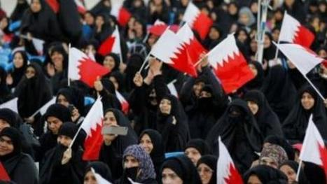 PressTV-Bahrain women face discrimination | Human Rights and the Will to be free | Scoop.it