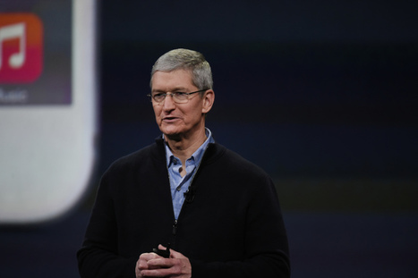 Tim Cook's compensation not spared as Apple misses performance goals | Politique salariale et motivation | Scoop.it
