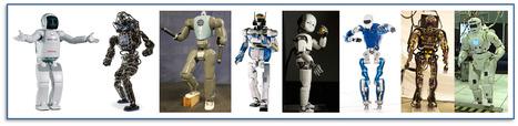 WALK-MAN - Whole-Body Control for Robots in the Real World | http://walk-man.eu/ | Robohub | Scoop.it