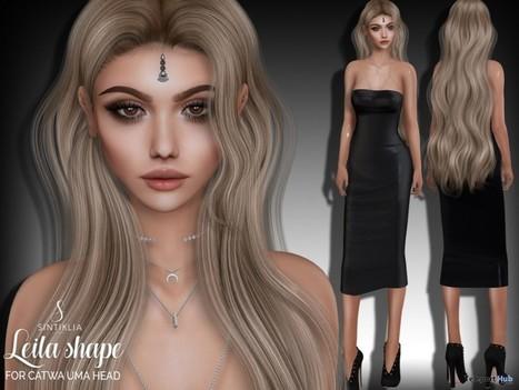 Leila Shape For Catwa UMA Bento Head 1L Promo G