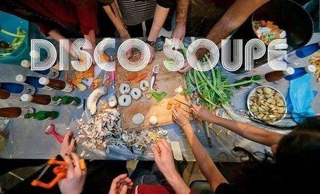 Disco Soupe partout en France ! | Moove it !  On se bouge ! | Scoop.it