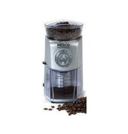45ae9ca62e Review Coffee Maker Product - Nesco Pro Burr Coffee Grinder